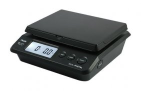 Amazon.com : American Weigh Scales Table Top Postal Scale, Black