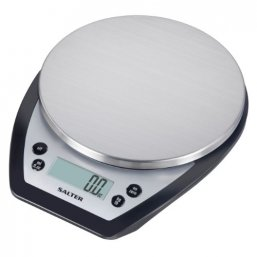 Amazon.com: Salter Aquatronic Digital Kitchen Scale (Silver and