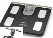 Weighing scale with BMI calculator