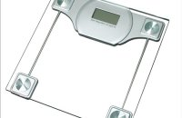 Digital weighing scale for human